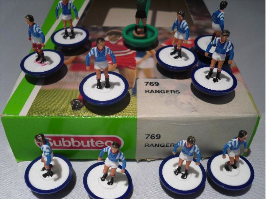 Has the internet spoiled the beauty of collecting Subbuteo?