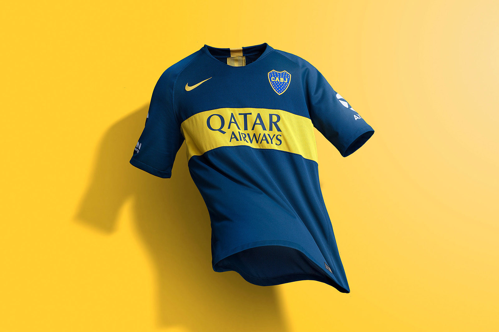 Boca Juniors' beautiful new kit is a Subbuteo must-have