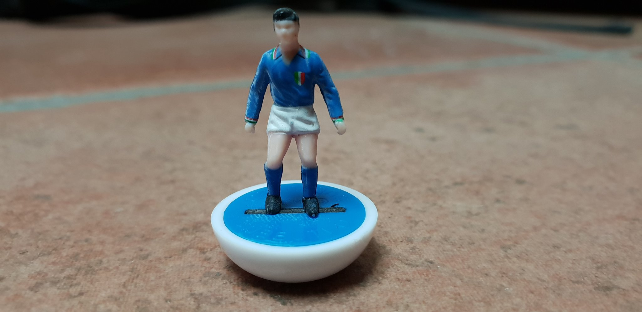 Review of the new Subbuteo La Leggenda Platinum Edition 2018