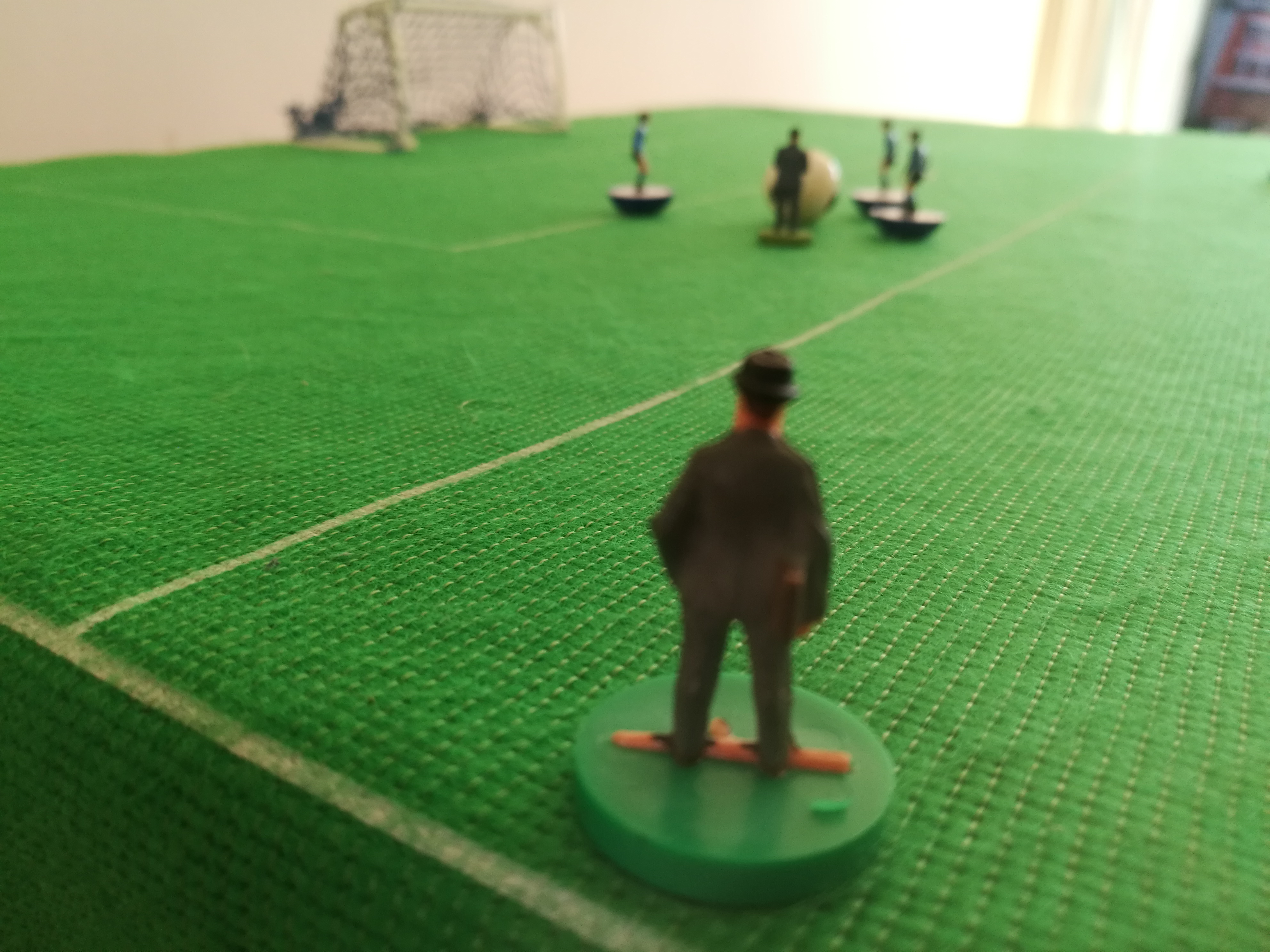 Subbuteo.Online is featured in the Daily Record in Scotland