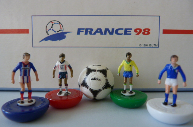 How has Subbuteo survived the 'FIFA age'?