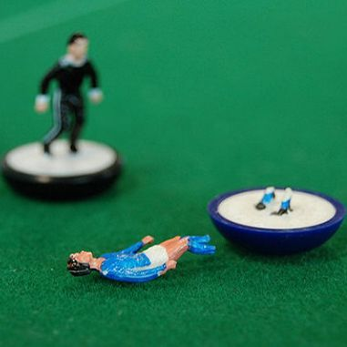 Major retailer drops Subbuteo from its shelves just months before Christmas