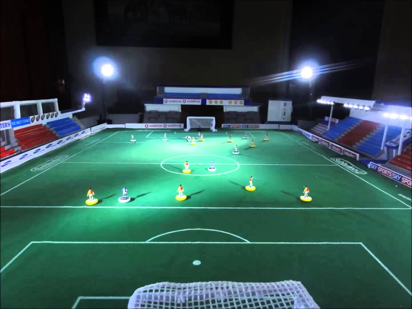 If Hasbro stopped making Subbuteo it might save the game