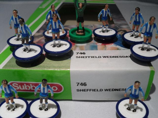 13 years ago this Subbuteo league ended frustratingly early