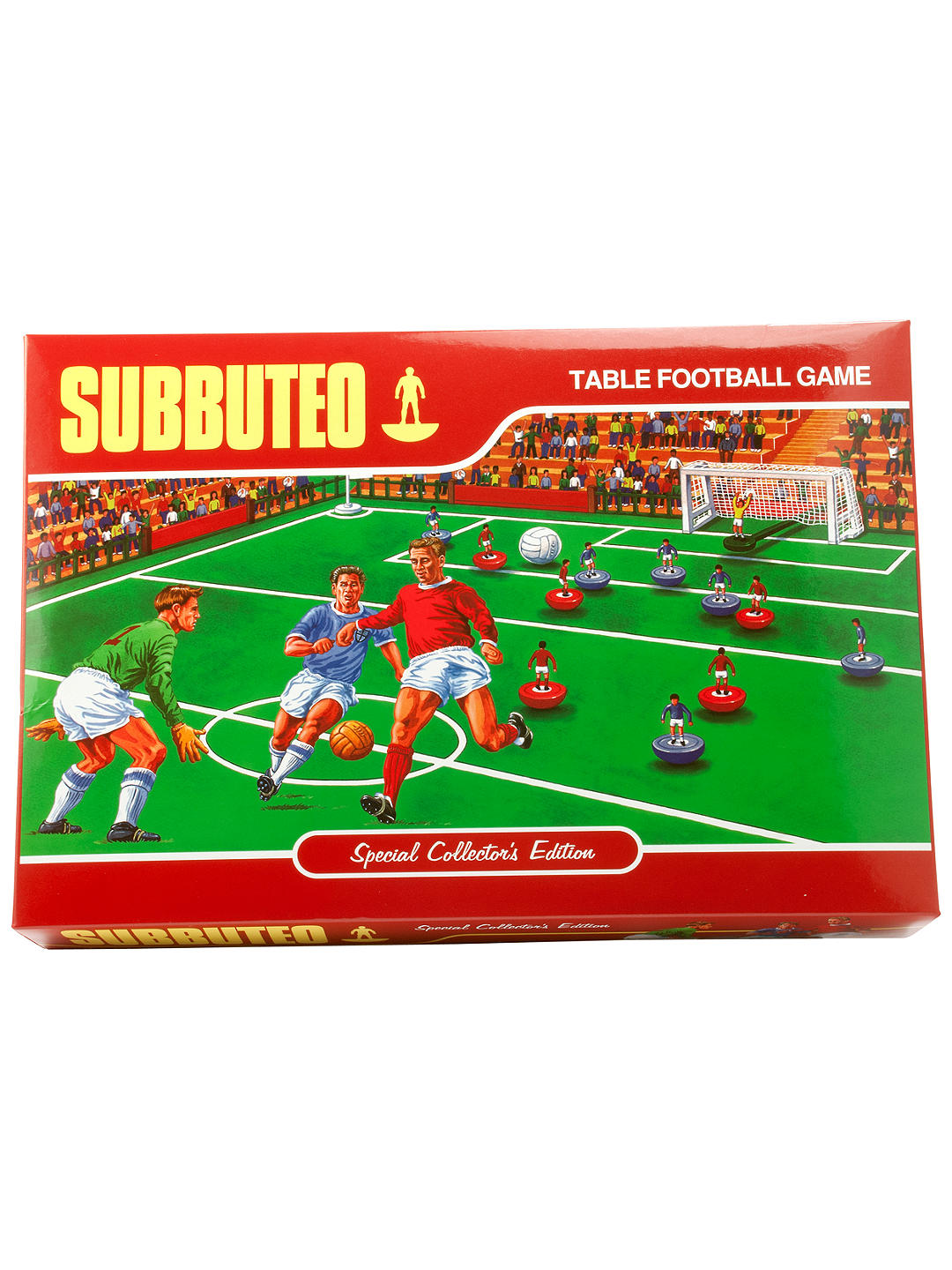 John Lewis has an exclusive vintage-style Subbuteo set for Christmas