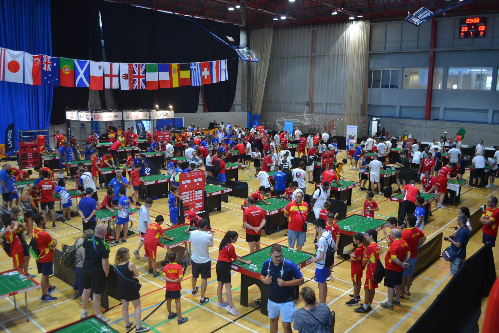Subbuteo World Cup 2020 postponed over Coronavirus fears
