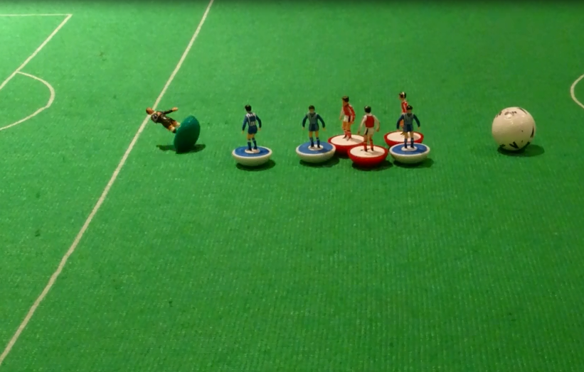 Subbutegoals – Paulo Di Canio pushes over the referee