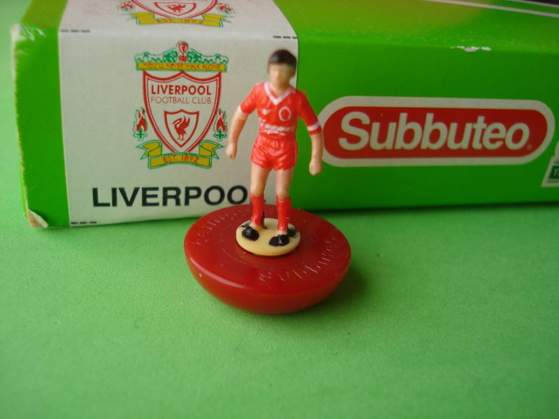 When Mario Balotelli set up a Subbuteo league at Liverpool