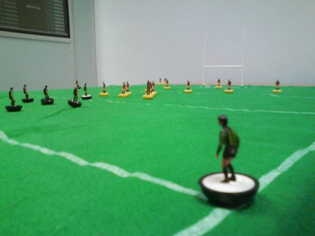 The man keeping Subbuteo Rugby alive