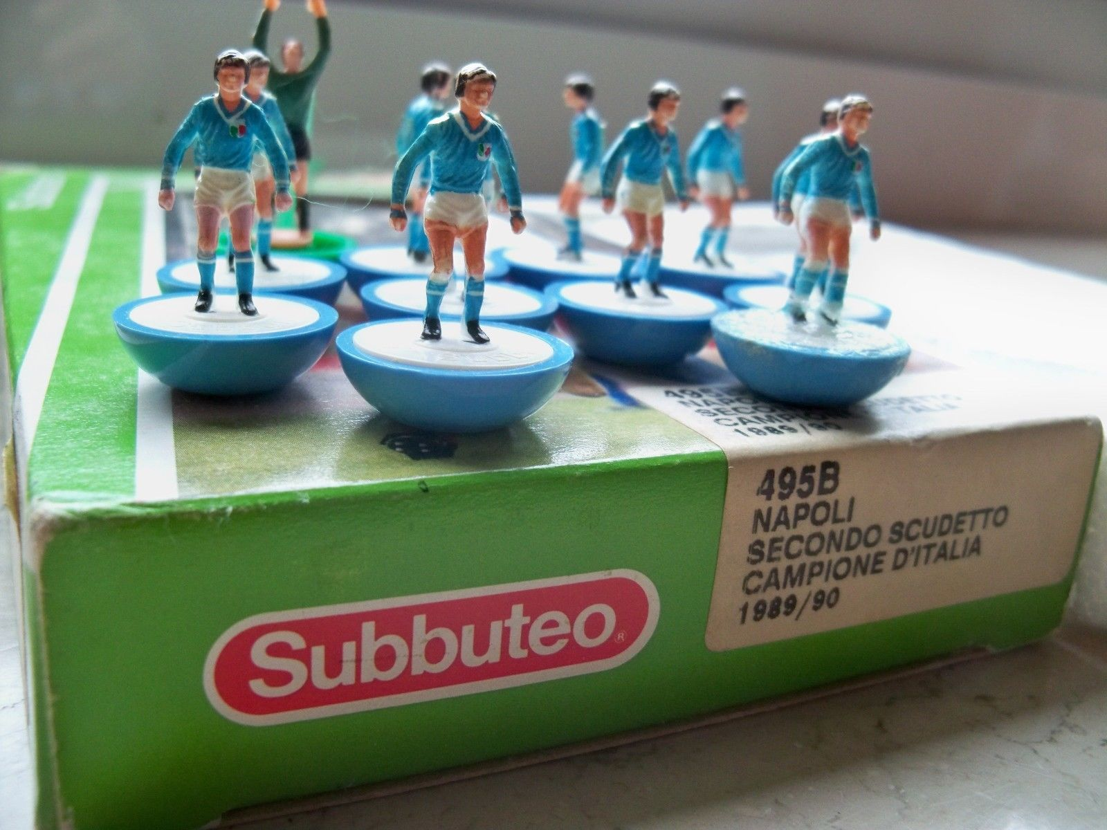 The tiny feature that could add a lot of value to your Italian Subbuteo teams