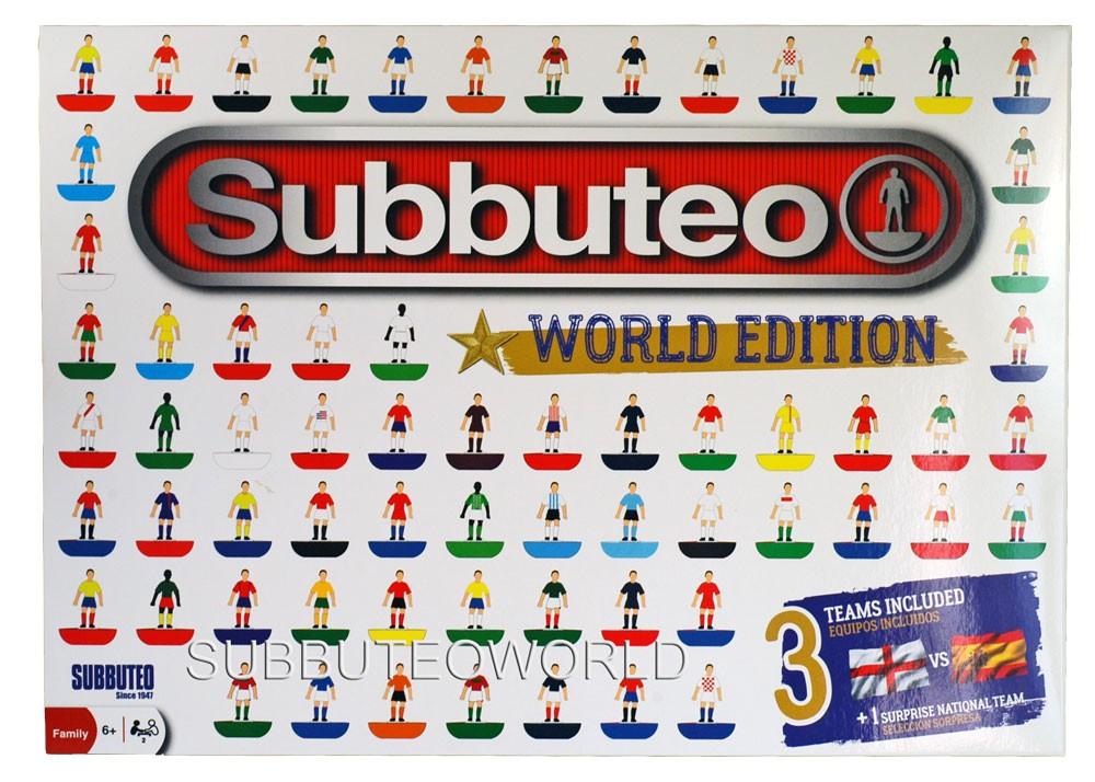 Exclusive: No new Subbuteo sets or teams in 2018, confirm Hasbro