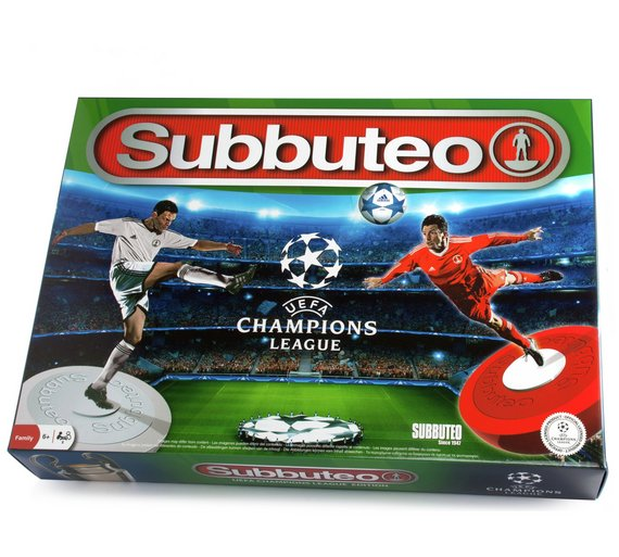 The best modern day Subbuteo video advert?
