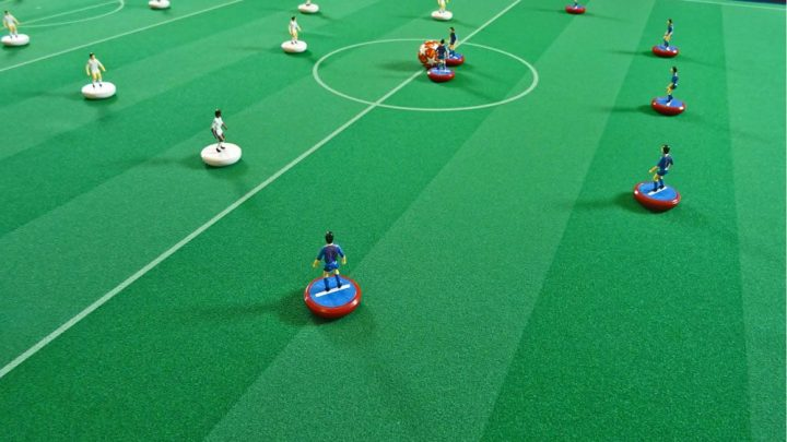 The 'best Subbuteo pitch in the world' launched with two big new features