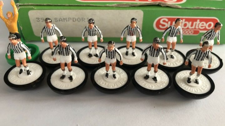 The best and worst lightweight Subbuteo teams on eBay