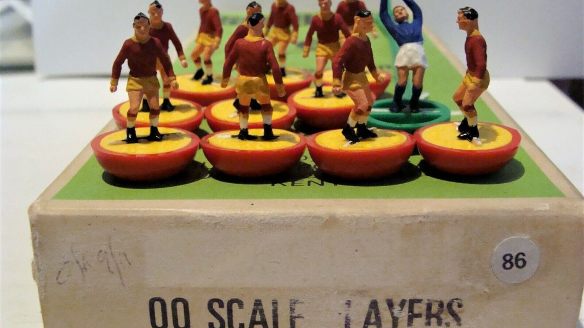 Go Ahead Eagles reveals what it thinks of its own Subbuteo team