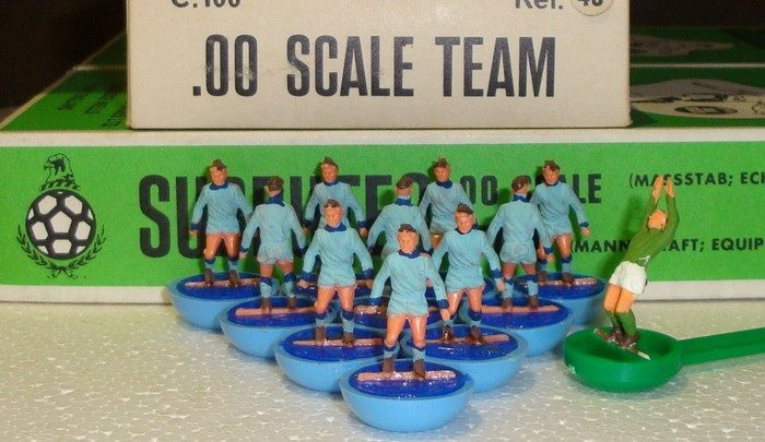 The Subbuteo fans who support weird and wonderful real life teams