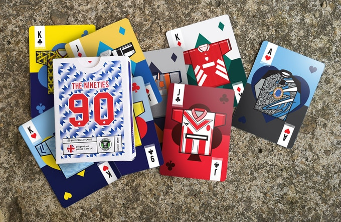 The Kickstarter kit cards Subbuteo fans will fall in love with