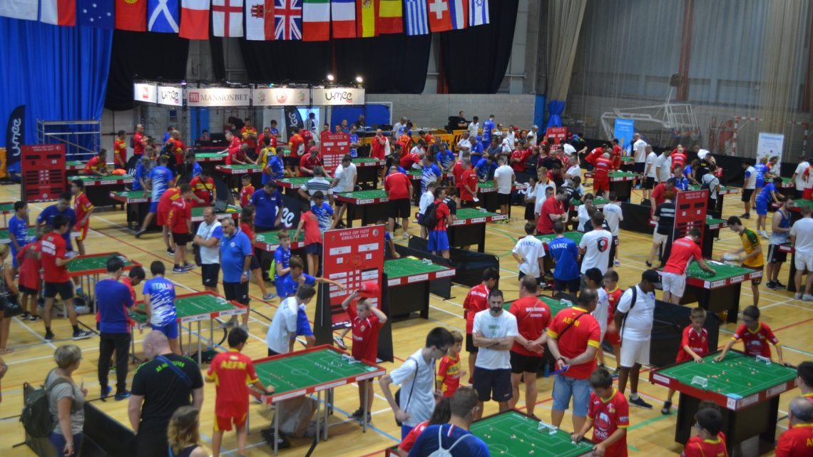 The Subbuteo World Cup venue for 2020 announced