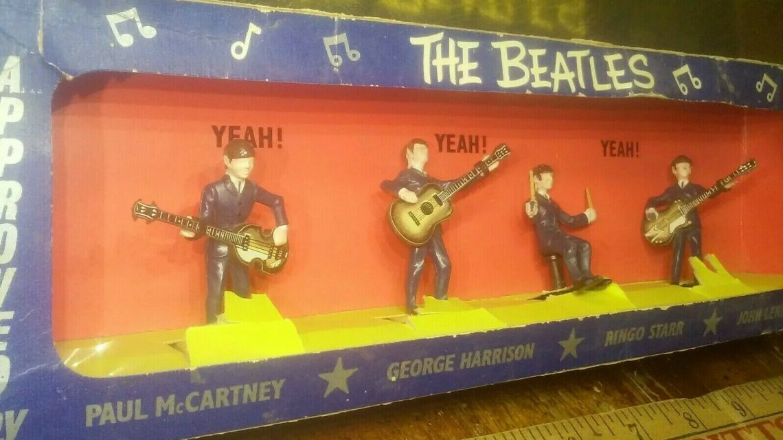 Subbuteo Beatles are 'regarded as the most valuable item ever made'