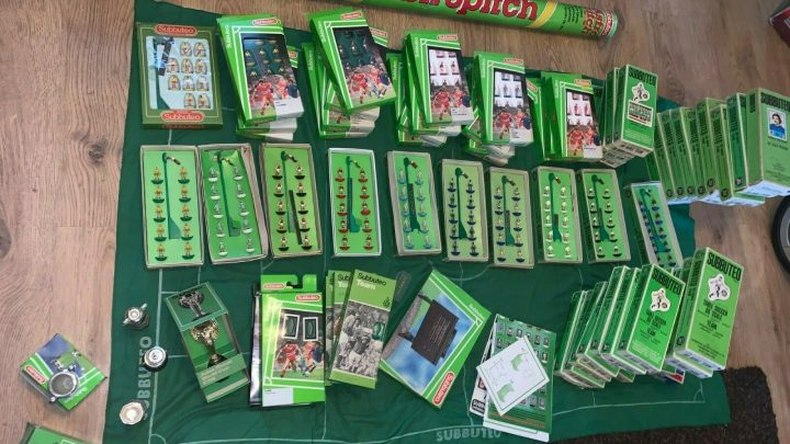 How to sell Subbuteo in the UK and get a fair price