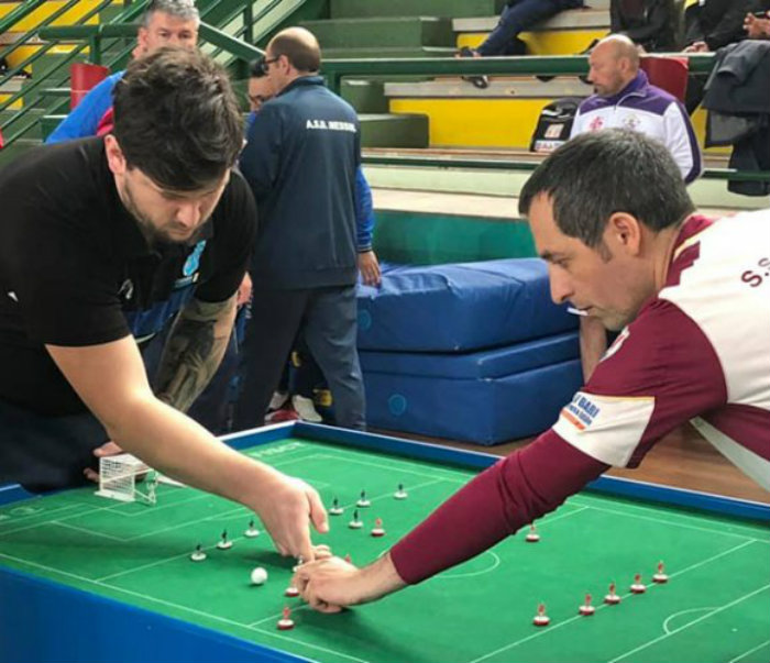 Italy reveals ambitious plans to open a national Subbuteo centre