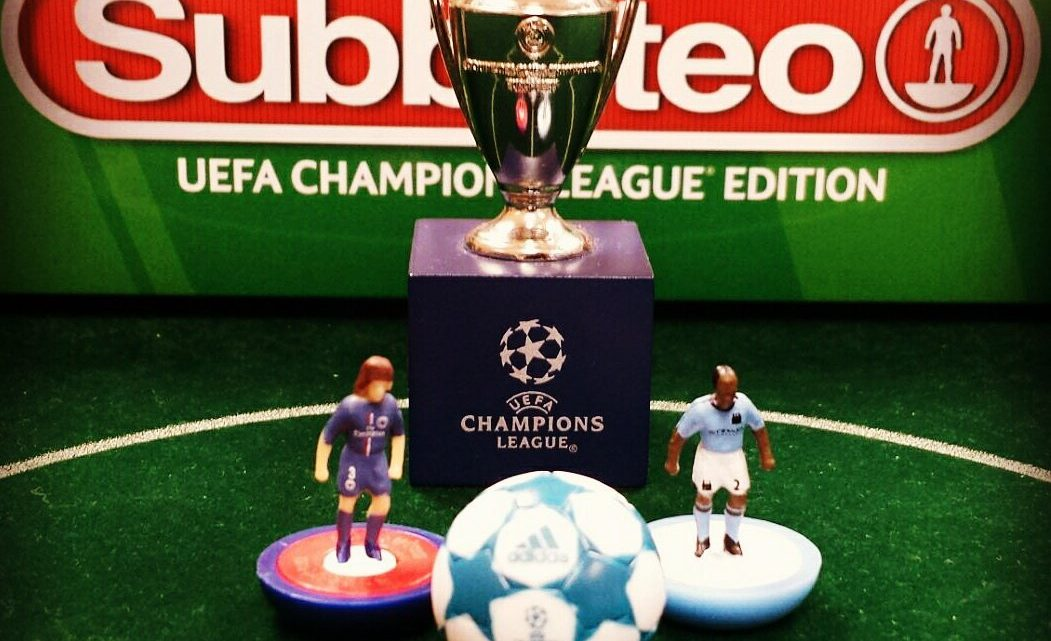 Take the Subbuteo Champions League quiz