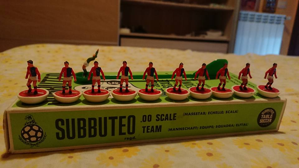The story behind Sambenedettese – the rarest Subbuteo team in the world