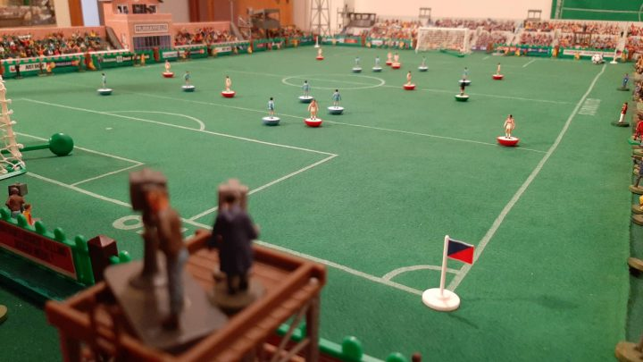 How an incredible Subbuteo league in Italy is giving people hope during lockdown