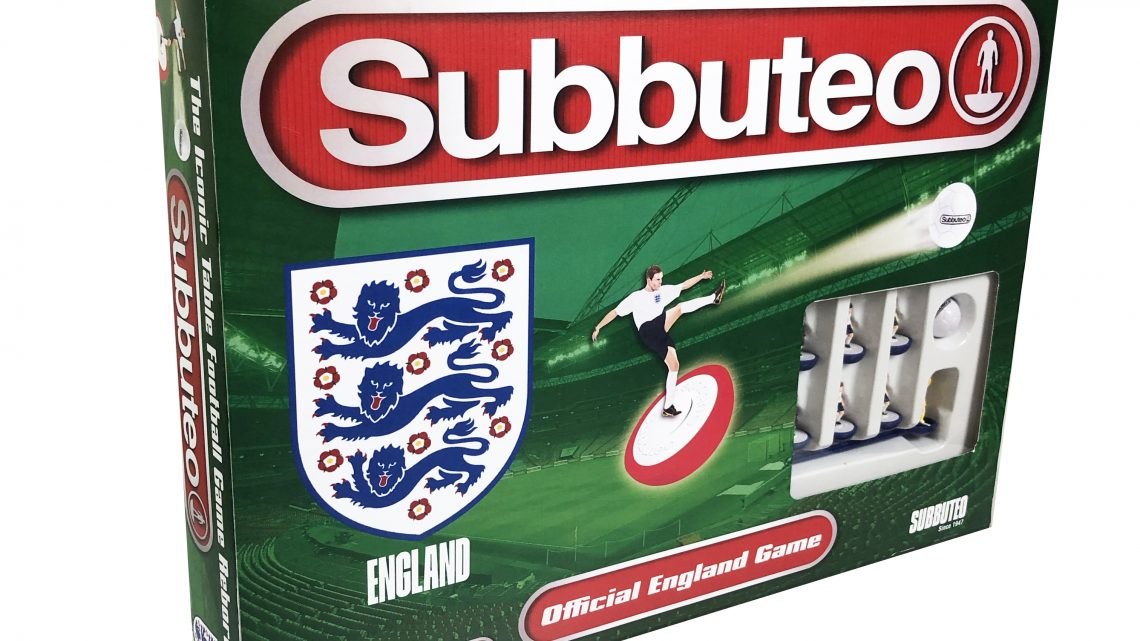 Everything you need to know about the Subbuteo relaunch