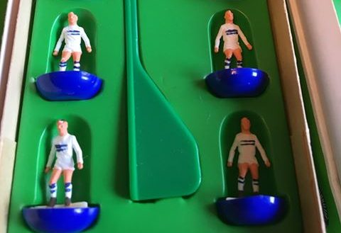 A rare team Subbuteo haul is being sold after 40 years in storage