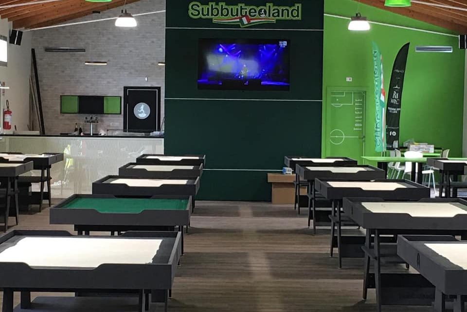 A Subbuteoland is coming and it looks amazing