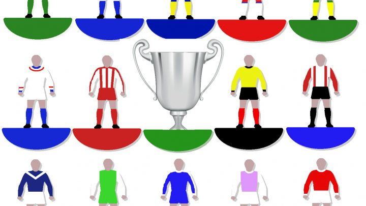 The Subbuteo Cup 2020 – How it works
