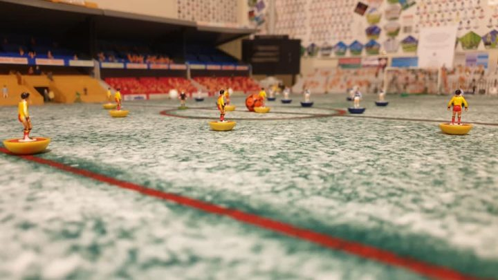 Subbuteo Cup 2020 round one as it happened.