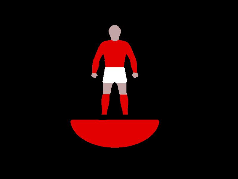Subbuteo ref 001 - Liverpool