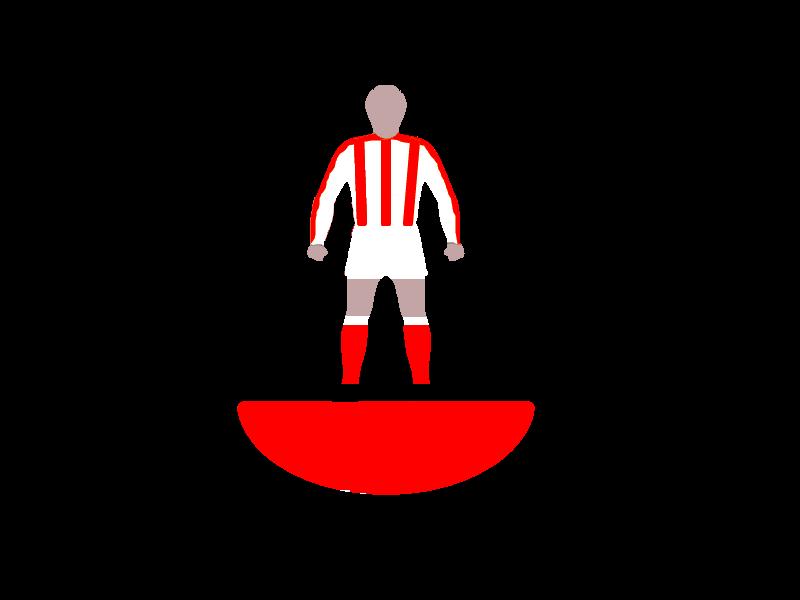 Subbuteo LW ref 004 - Stoke City